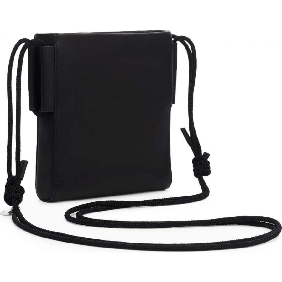 ラグ&ボーン RAG & BONE レディース パスポートケース Leather Passport Bag Black