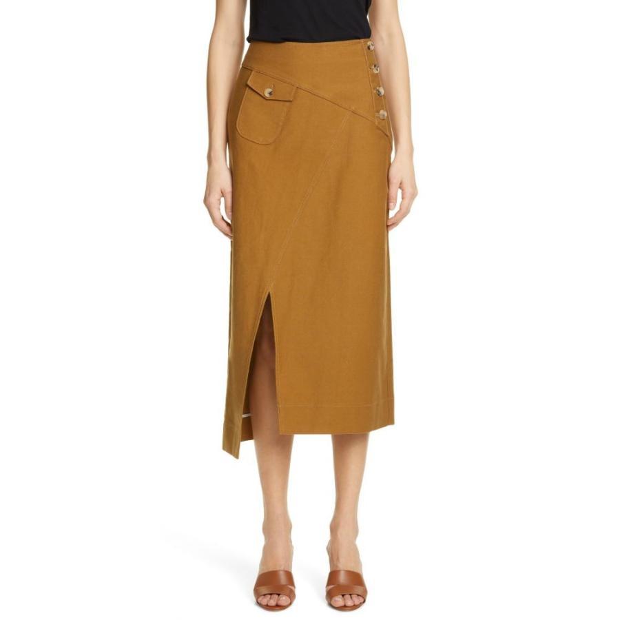 史上一番安い レジーナ ピヨ REJINA Twill PYO レディース ひざ丈スカート Camel スカート Astrid Twill PYO Midi Skirt Camel, ベッド家具通販furniture store:7e3df74f --- chizeng.com