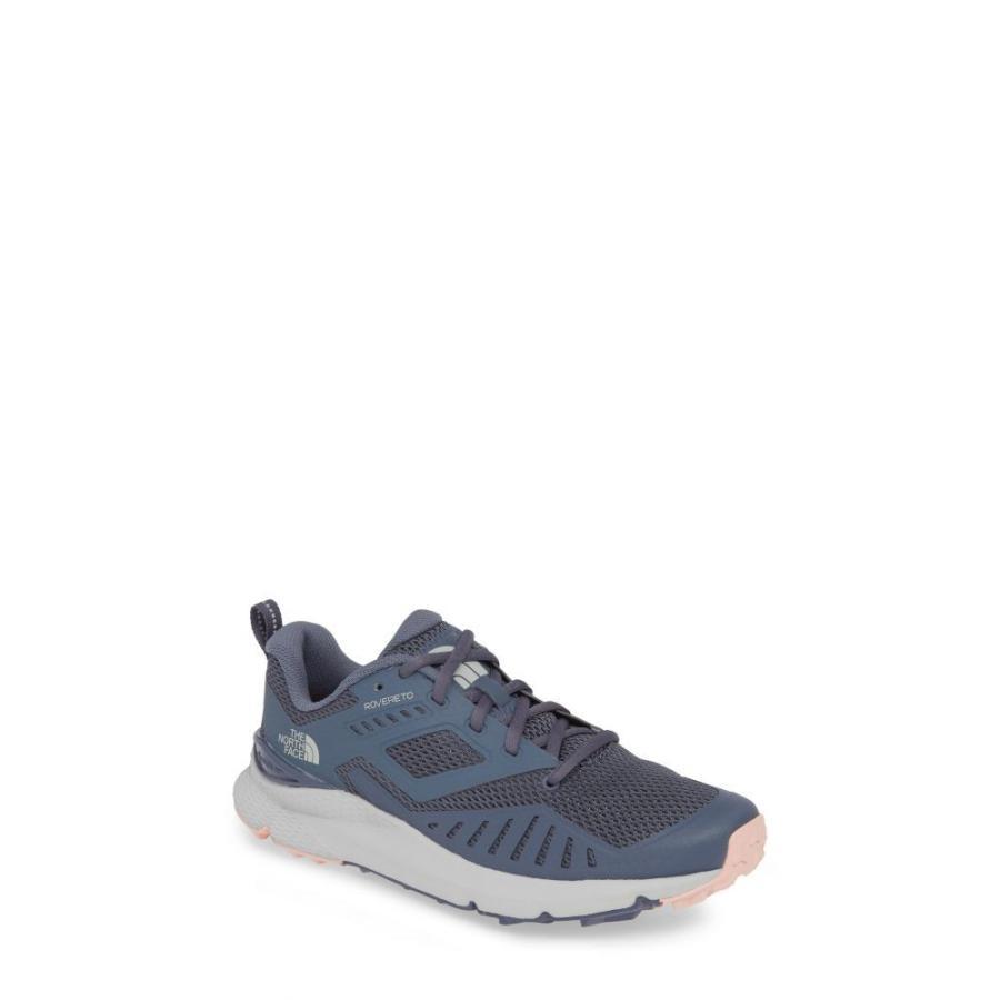 ザ ノースフェイス THE NORTH FACE レディース ランニング・ウォーキング シューズ・靴 Rovereto Running Shoe Grisaille グレー/Tin グレー