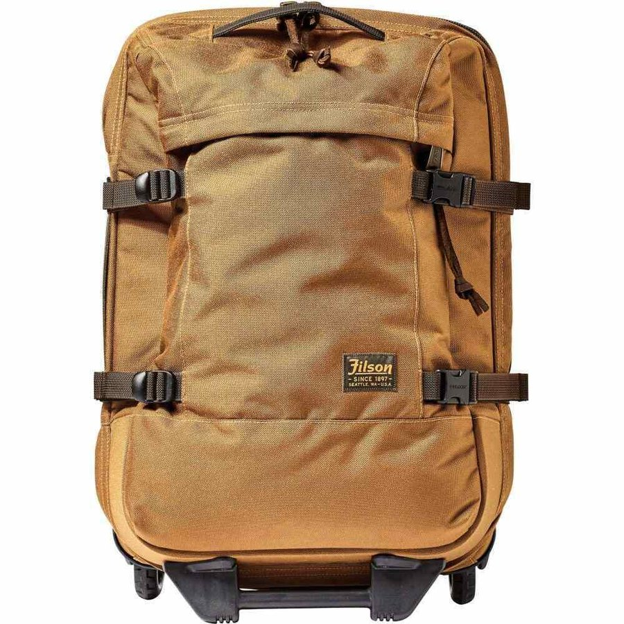 フィルソン FILSON メンズ スーツケース・キャリーバッグ バッグ Dryden 22-Inch Wheeled Carry-On Whiskey