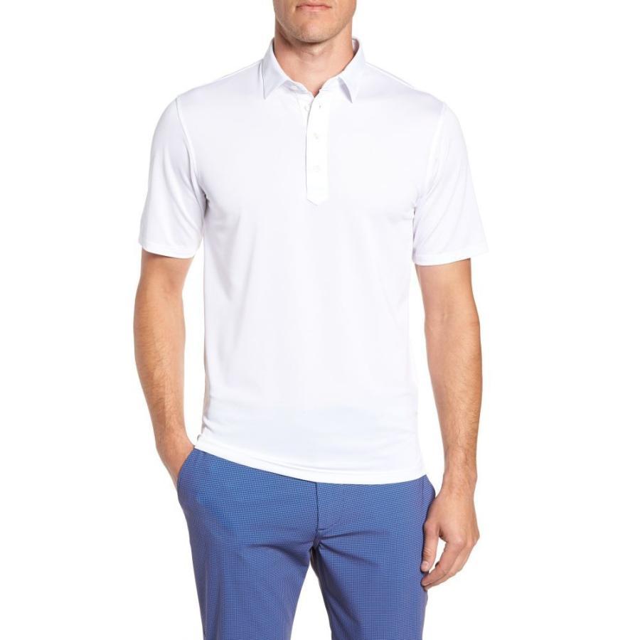 ジョニー オー JOHNNIE-O メンズ トップス ゴルフ Mashie Regular Fit Prep-Formance Pique Polo