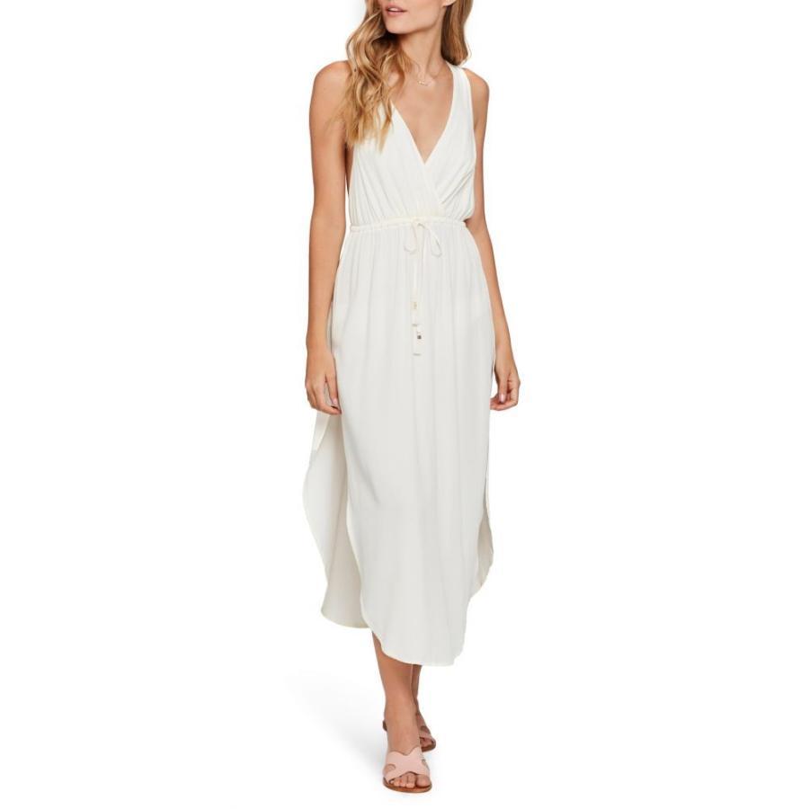 エルスペース L SPACE レディース ビーチウェア 水着・ビーチウェア Kenzie Cover-Up Midi Dress Cream