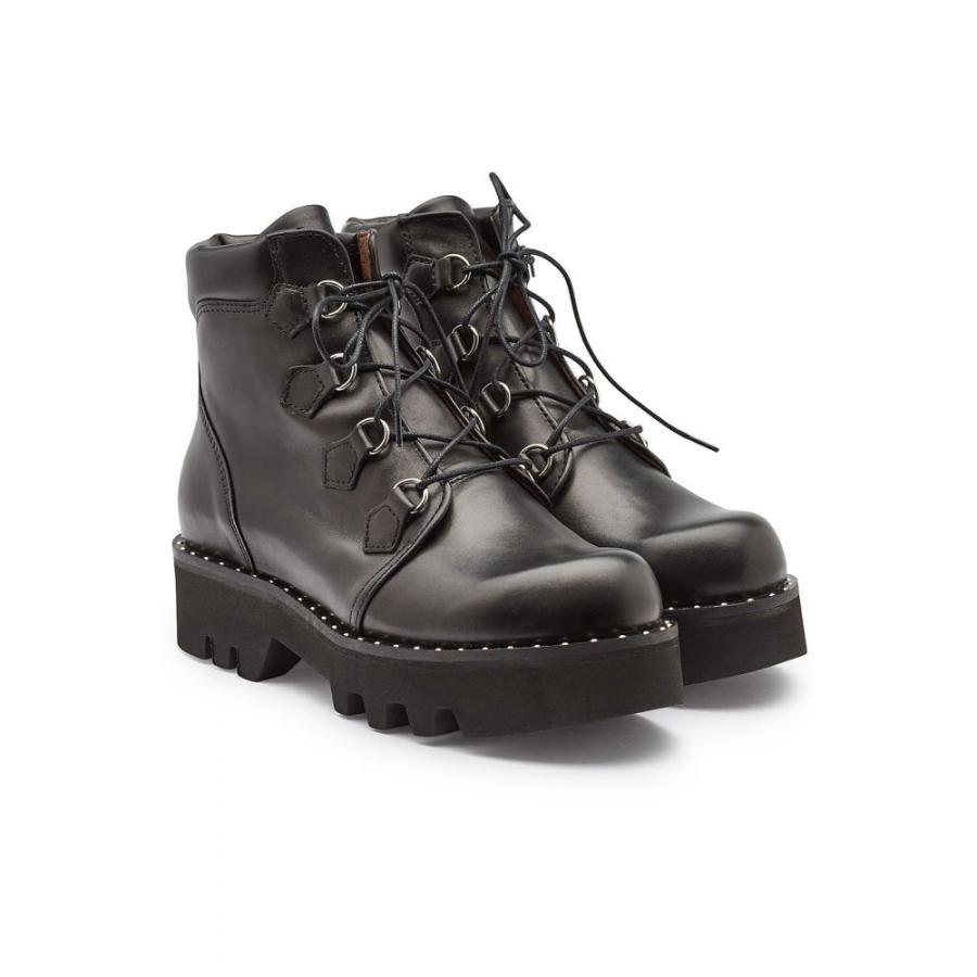 配送員設置 タビサ シモンズ Tabitha Simmons シモンズ レディース Ankle ブーツ シューズ・靴 Neir black Leather Ankle Boots black, ナゴヤシ:3d2b3777 --- chizeng.com