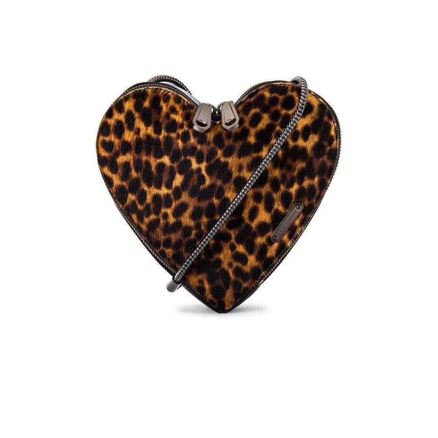 レベッカ ミンコフ Rebecca Minkoff レディース ショルダーバッグ バッグ Heart Crossbody Natural