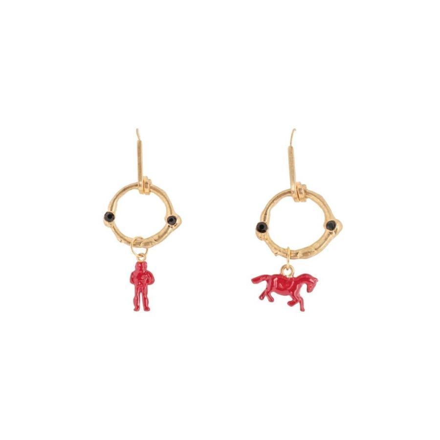 人気ブランド マルニ レディース MARNI レディース イヤリング earrings・ピアス MARNI ジュエリー・アクセサリー earrings Red, 空手瓦:fbb6f1c5 --- airmodconsu.dominiotemporario.com