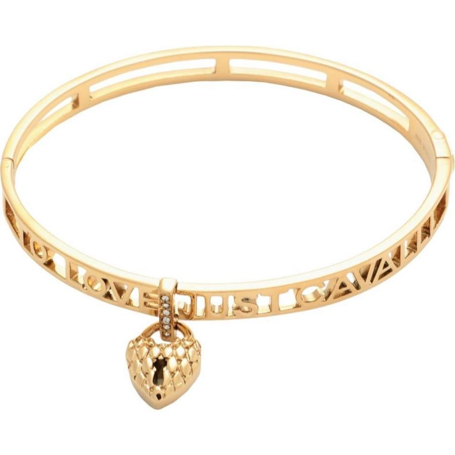 【日本限定モデル】 ジャストカヴァッリ JUST CAVALLI レディース ブレスレット ジュエリー・アクセサリー bracelet Gold, LUXURY SEVEN fbeaf142