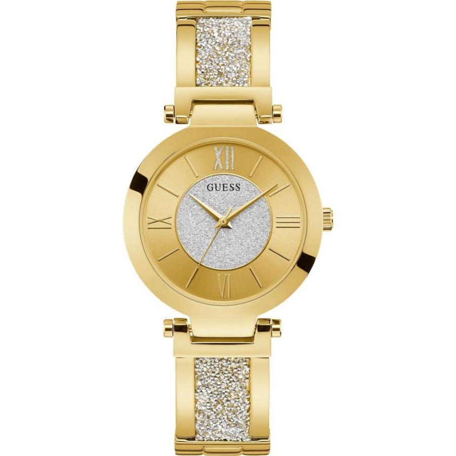 【返品送料無料】 ゲス GUESS レディース 腕時計 aurora wrist watch Gold, egemjapan f8302d4e
