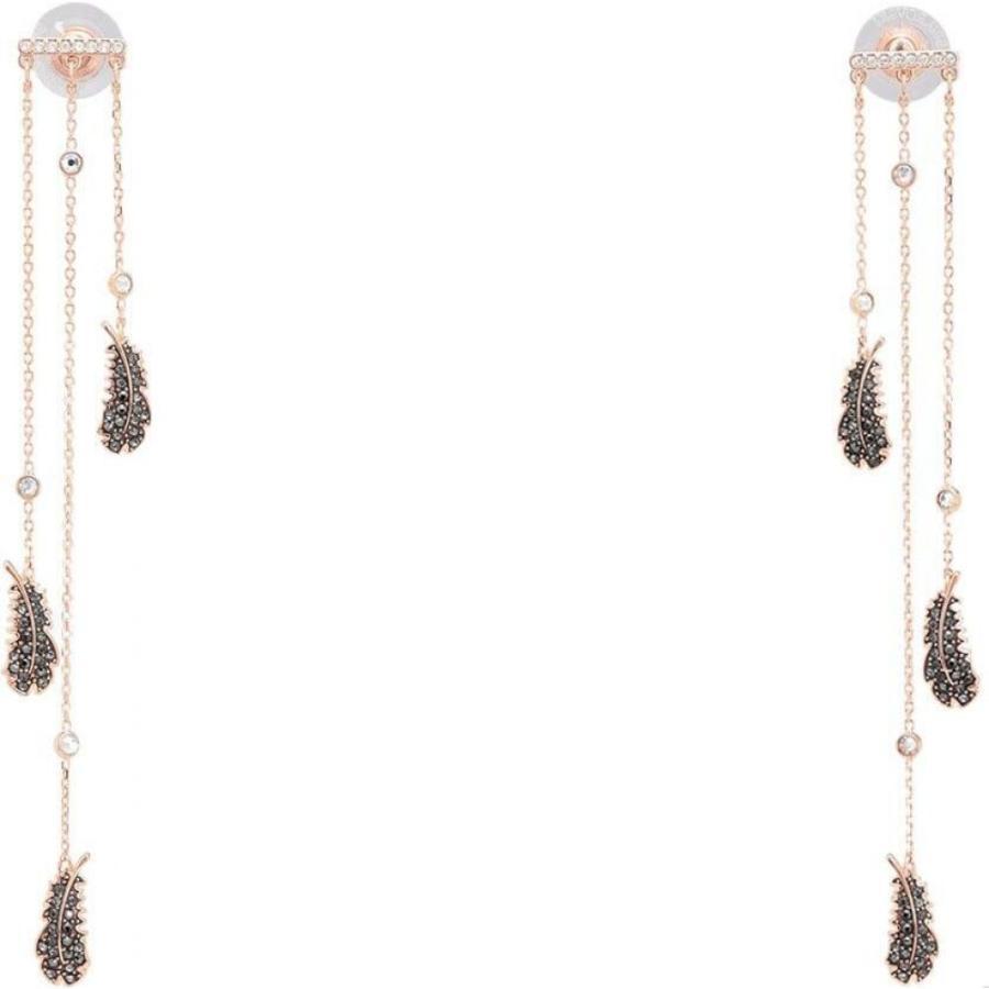 激安の スワロフスキー Gold SWAROVSKI レディース イヤリング・ピアス earrings ジュエリー・アクセサリー naughty naughty earrings Gold, モバラシ:e917ee52 --- airmodconsu.dominiotemporario.com