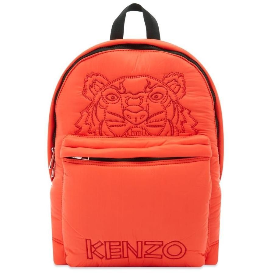 独特な ケンゾー Kenzo バッグ メンズ バックパック・リュック Red バッグ tiger embroidered ケンゾー nylon backpack Medium Red, TSK eSHOP:e949068b --- graanic.com