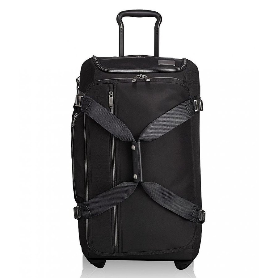 トゥミ Tumi レディース スーツケース・キャリーバッグ バッグ Merge Wheeled Duffel Packing Case 黒 Contrast