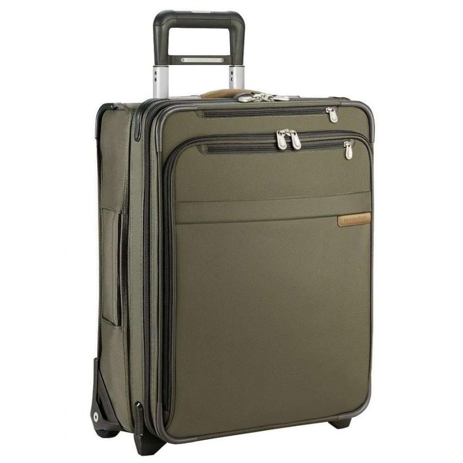 ブリッグスアンドライリー Briggs & Riley レディース スーツケース・キャリーバッグ Baseline 21' International Carry-On Expandable Wide-Body Upright