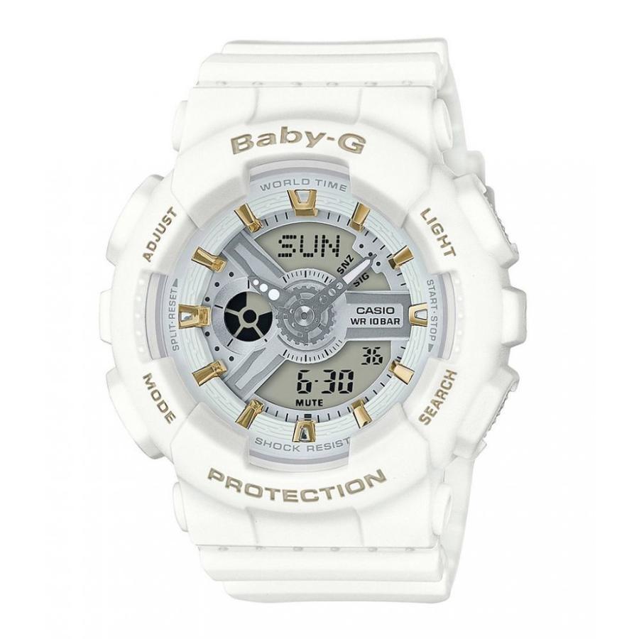 上品な ジーショック Baby-G 腕時計 レディース 腕時計 ana-digi Baby-G resin-strap watch ana-digi White, ワールドインフォメーション:7e50c2a8 --- chizeng.com
