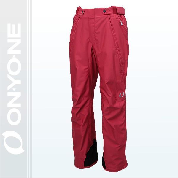 【初回限定】 スキーウェア パンツ ONYONE(オンヨネ) ONP98150 大人 メンズ レディース スキーパンツ 056(RED), スポーツLAB c7c28b9a