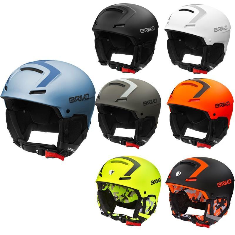 BRIKO(ブリコ) 20001M0-18 BRIKO FAITO フリーライドスキーヘルメット