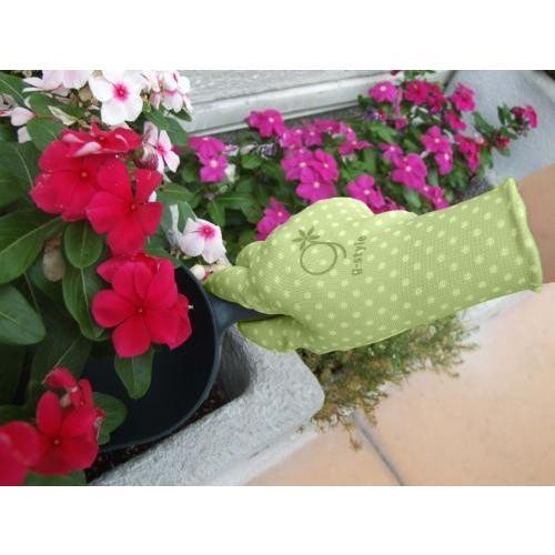 ガーデニング 手袋 おしゃれ ガーデングローブ PUキュート ドット柄 G3 全5色 アトム g-style ガーデニング 園芸 農作業 女性 レディース 三冨 Z|efiluz|02