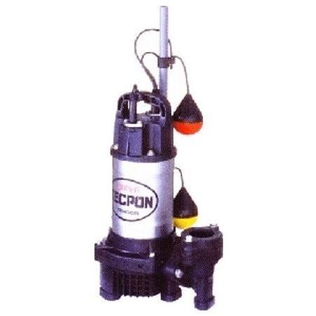 寺田ポンプ製作所 PGA-250 (50Hz/60Hz) 水中ポンプ 汚水用 自動形 単相100V