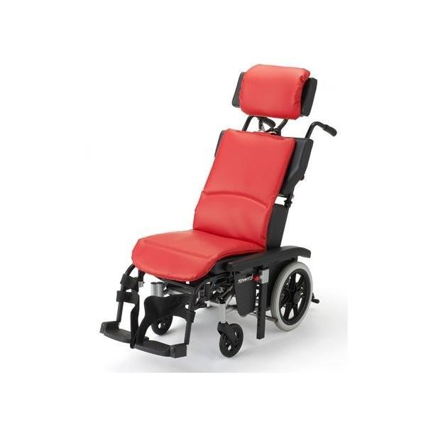 ハビナース 座位保持ティルトリクライニング車いす ラクレスト PR-2000(ピジョン)