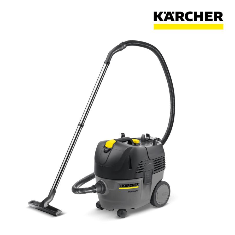 ケルヒャー業務用 NT25/1Ap 乾湿両用掃除機  (1.184-507.0)