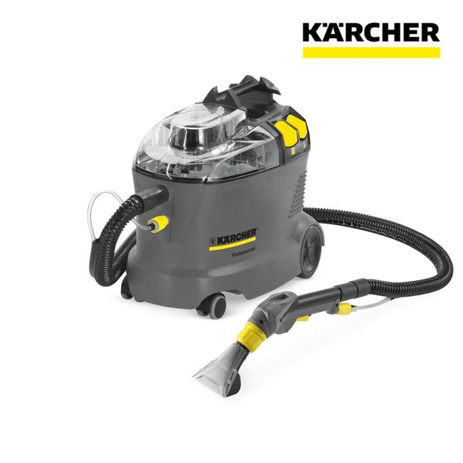 ケルヒャー 業務用 Puzzi 8/1 C カーペット リンス クリーナー【メーカー直送·代引不可】 (1.100-229.0 )