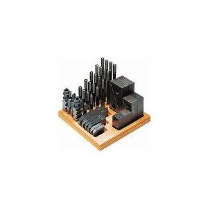 スーパーツール クランピングキット(M16)T溝:18 S1816CK