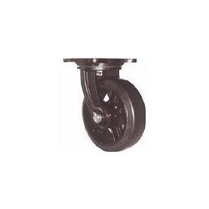 ヨドノ 鋳物重量用キャスター MHAMG300X75
