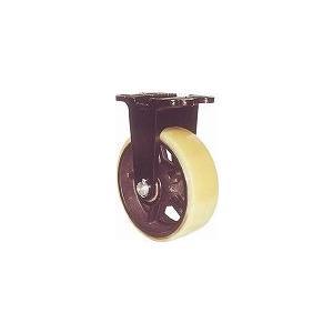 ヨドノ 鋳物重量用キャスター MUHAMK300X75