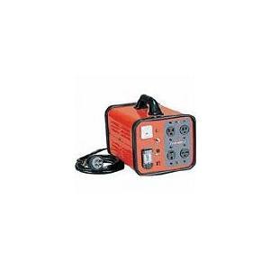 ハタヤ トランスル 昇降圧兼用型 単相200V・100V 3.0kVA HLV03A