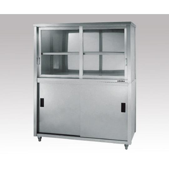 1-1435-10 ステンレス保管庫 ACS−1800HG