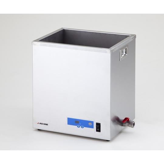 1-1605-01 大型超音波洗浄器 450×370×495mm MUC−38