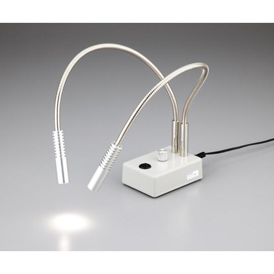 1-4227-01 LEDライト ダブルアーム・調式タイプ