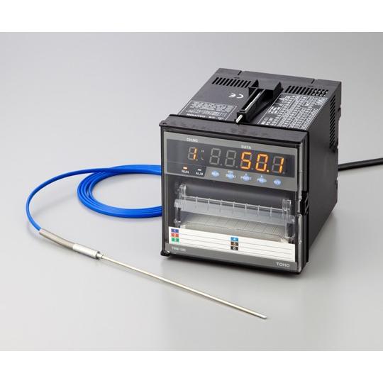 1-5726-01 小型ハイブリッド温度レコーダ TRM1006C