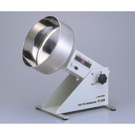 1-6061-11 中容量パン型造粒機 PZ-02R