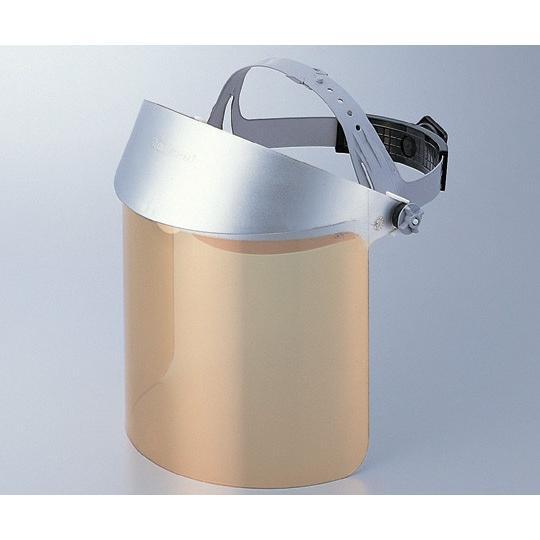 1-7691-01 保護面 上面ガード 防曇加工 (耐熱タイプ
