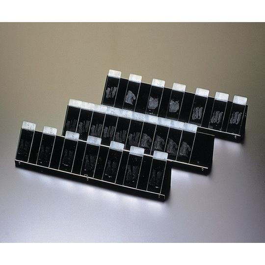 2-5314-01 パラフィン伸展板 TK8(ブラック)