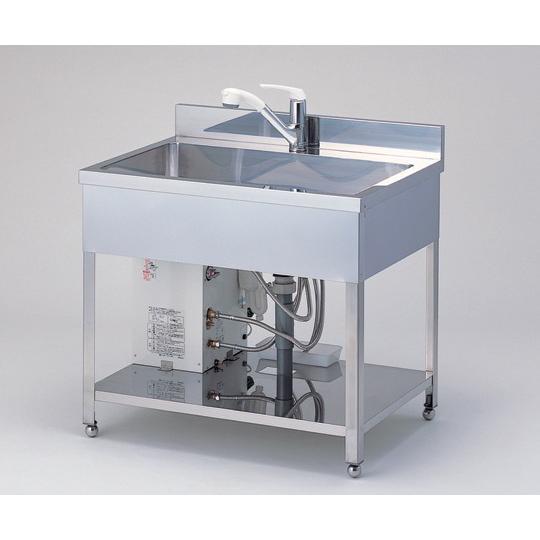 2-7597-01 流し台(電気温水器付) XJ900セット