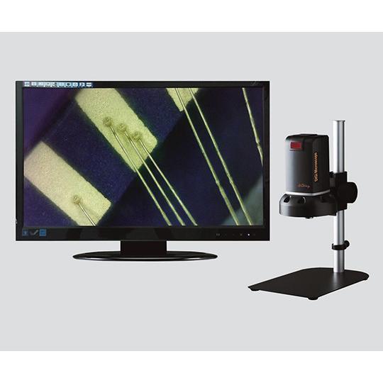 2-9560-01 デジタルマイクロスコープ(長距離撮影対応) 本体(HDMI/PC接続)