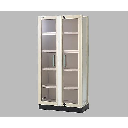 3-5318-02 排気機能付薬品庫 DMC−180N