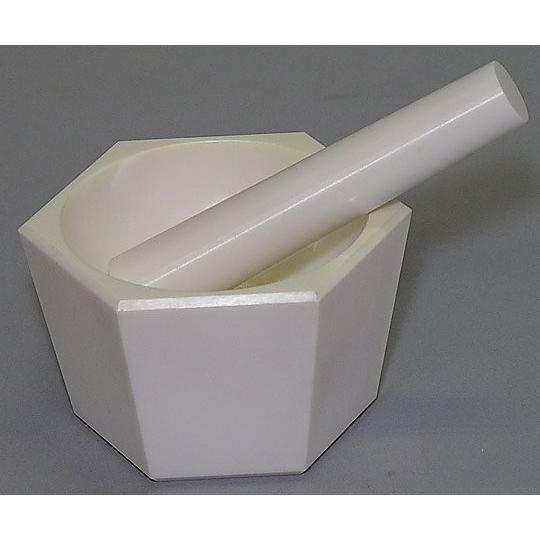 5-3468-05 ジルコニア 乳鉢セット ZEX−150 乳棒付き