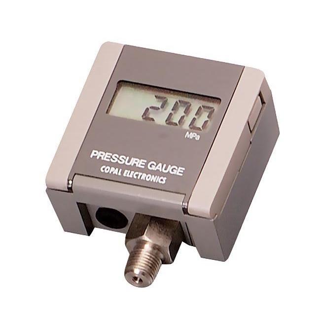 日本電産コパル 圧力ゲージ PG-200-102VP