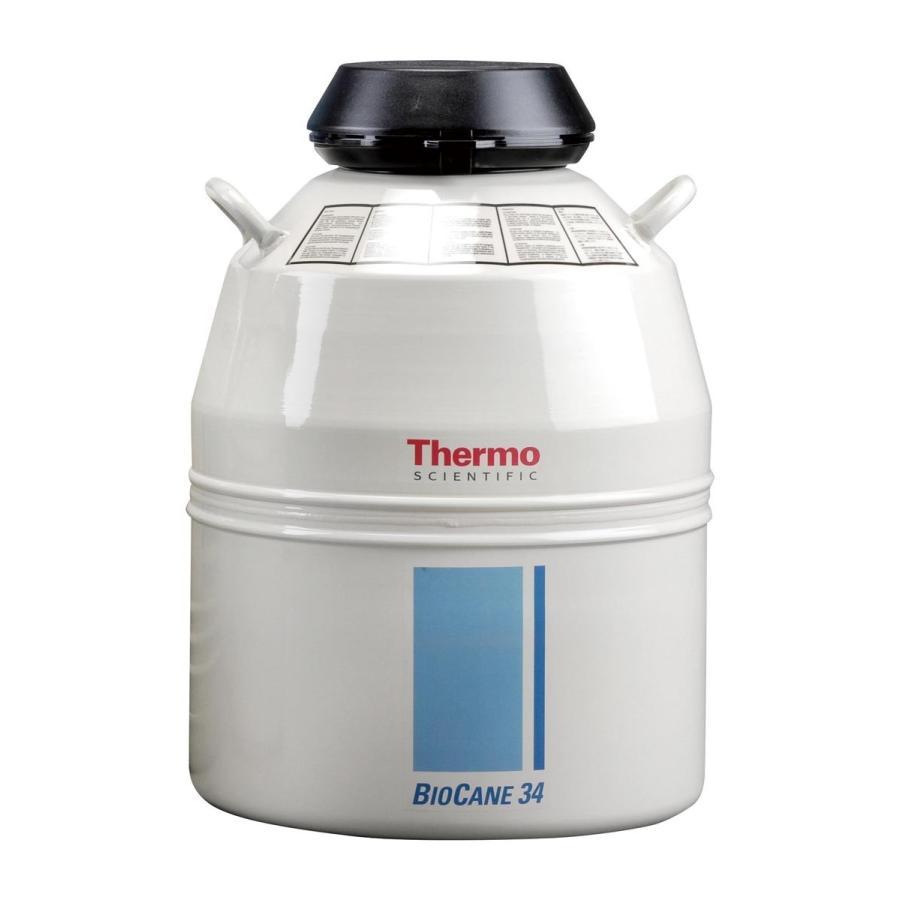 サーモフィッシャーサイエンティフィック 凍結保存容器 バイオケーン34