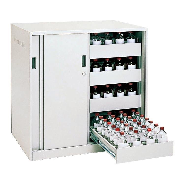 オカムラ セーフキーパー(薬瓶保管庫) CL-Z532