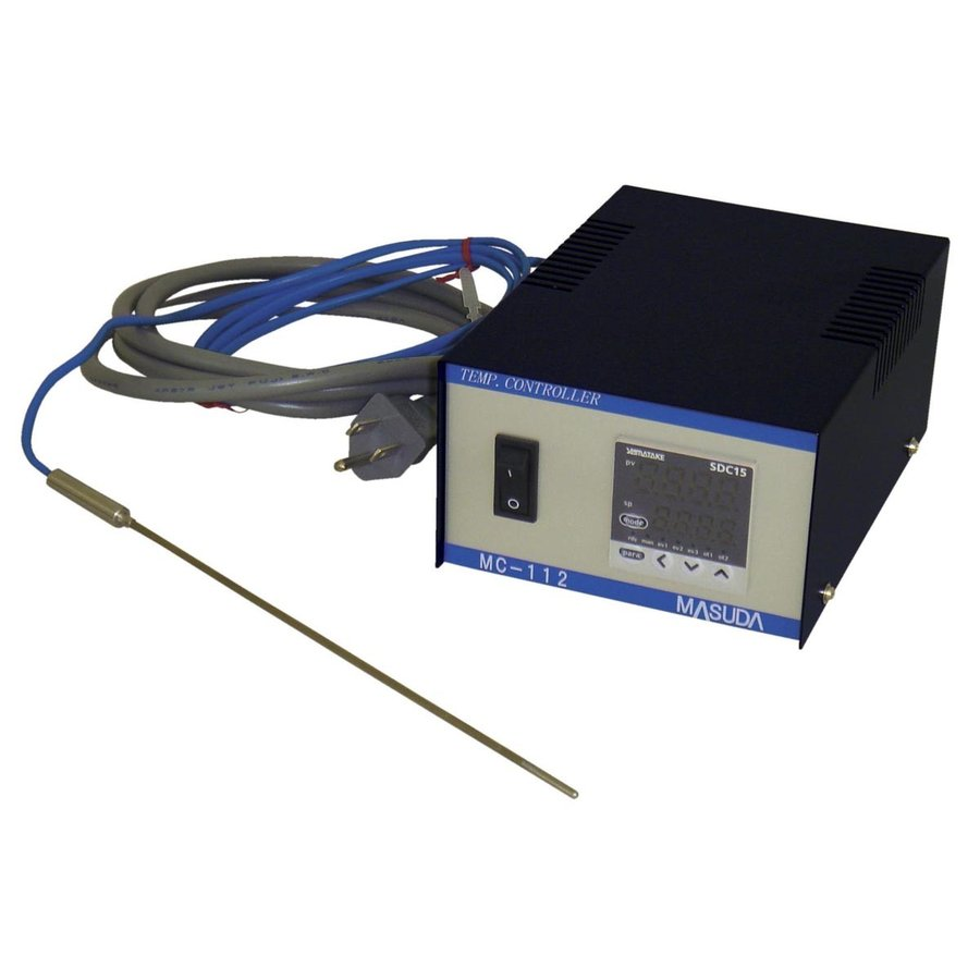 増田理化工業 温度調節器 MC-112 増田理化工業 温度調節器 MC-112 増田理化工業 温度調節器 MC-112 af3