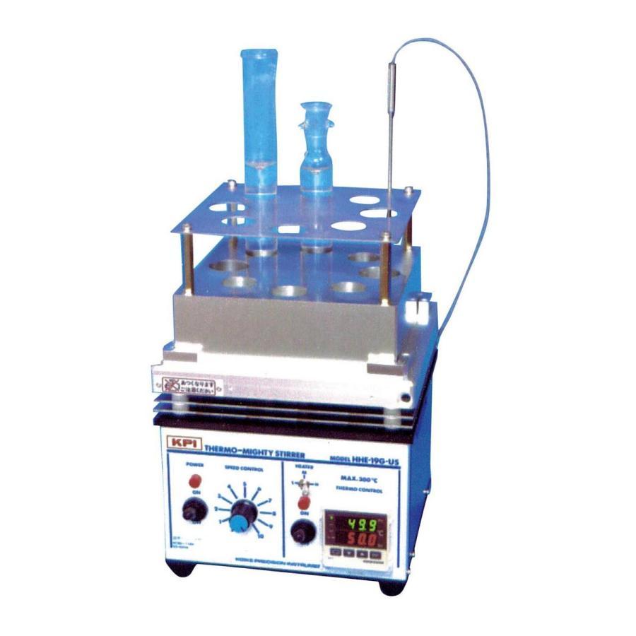 小池精密機器製作所 合成・反応装置 HHE-19GUSIII