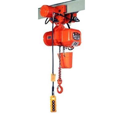 象印 電気トロリ式電気チェーンブロック DAM-2.5-4M 4P200V (DAM-02540)
