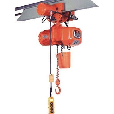 象印 上下2速電気トロリ式電気チェーンブロック DBM-1.5-6M 4P200V (DBM-01560)