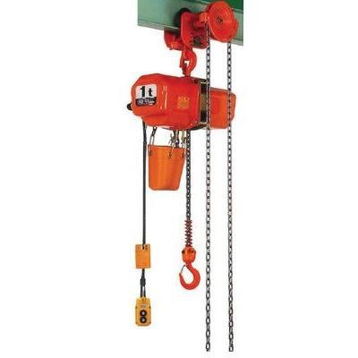 象印 ギヤードトロリ式電気チェーンブロック LG-0.5-6M 2テン 200V (LG-00560)