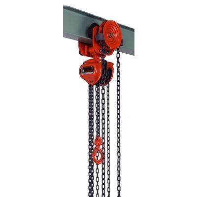 象印 H100ギヤードトロリ式チェーンブロック HG-7.5 3.5M (HG-07535)