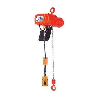 象印 2点押ボタン 電気チェーンブロック アルフアC-015-6M (AC-K1560)