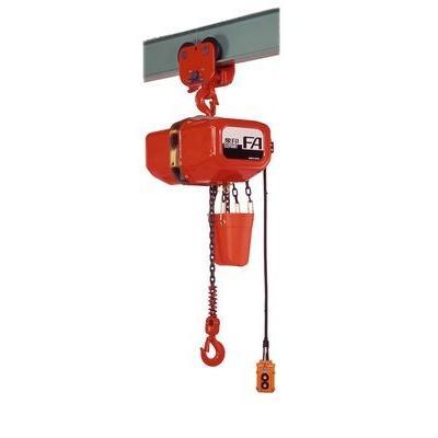 象印 電気チェーンブロック(過負荷防止付) FA3P-0.49-6M200V(FA3P-K4960)