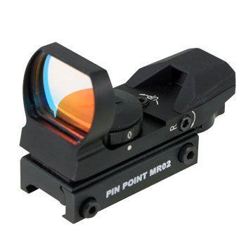 在庫販売 ノーベルアームズ ドットサイト ピンポイント PIN POINT MR02